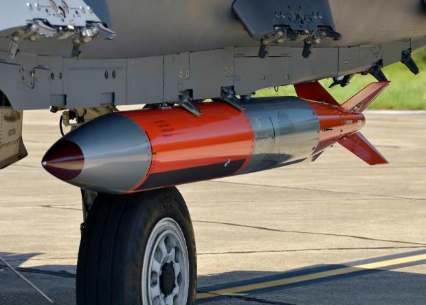 Прототип бомбы B61-12.