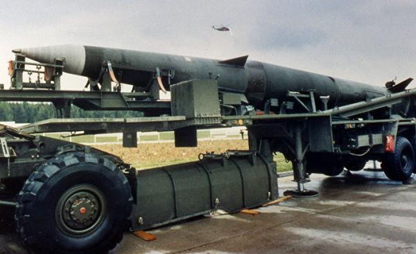 Баллистическая ракета средней дальности Першинг-2