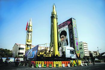 Баллистические ракеты – одно из главных средств борьбы с более сильным противником. Фото Reuters