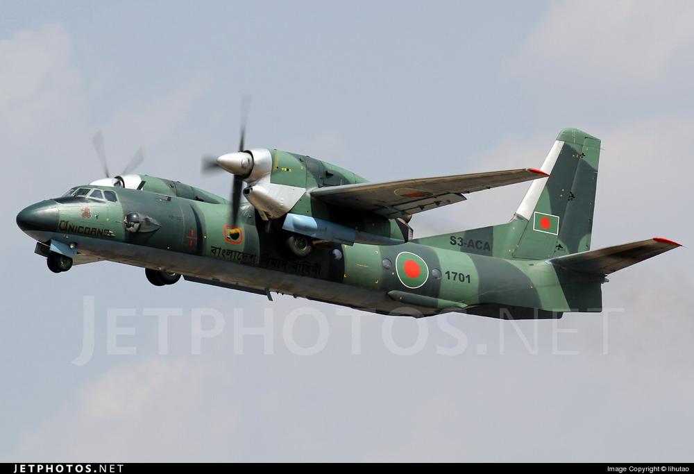 Ан-32 ВВС Бангладеш