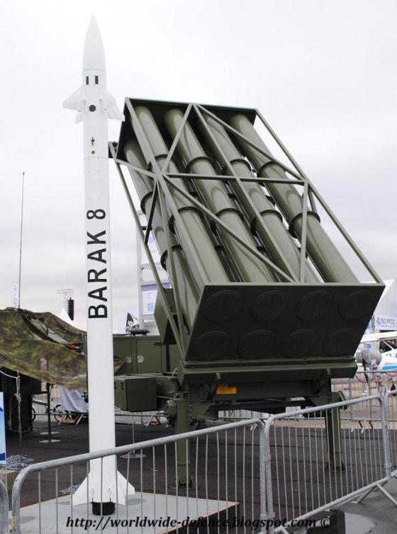 Barak-8