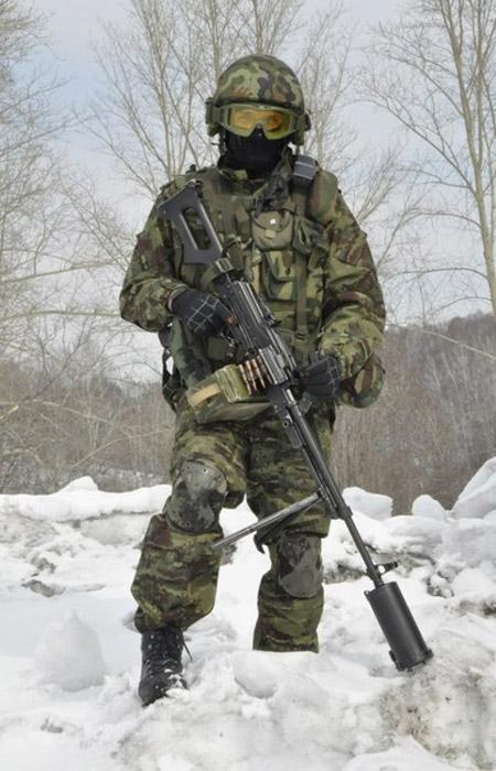 Пулемет АЕК-999