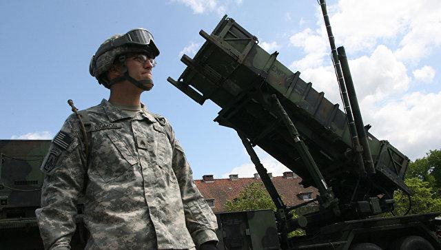 Батарея американских ракет ПВО Пэтриот. Архивное фото.