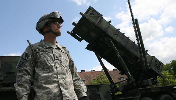 Батарея американских ракет ПВО Пэтриот. Архивное фото