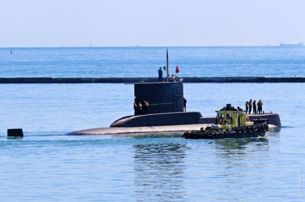Batiray ВМС Турции