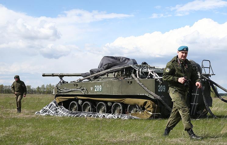БМД-4М.