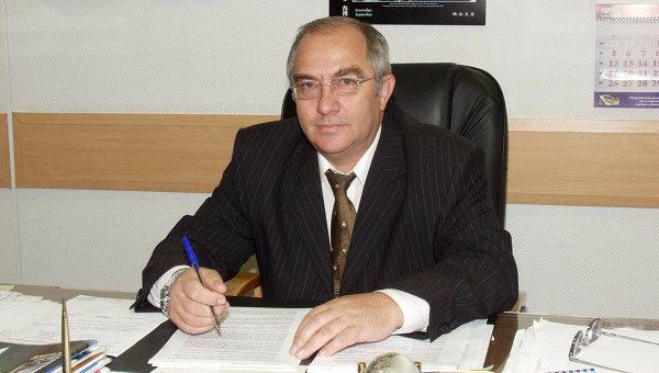 Генеральный директор НИИП Юрий Белый.