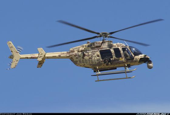 Вертолет Bell 407GT