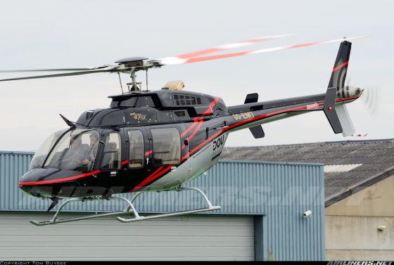 Вертолет Bell 407GX