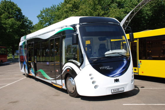 Автобус Vitovt Hybrid A420