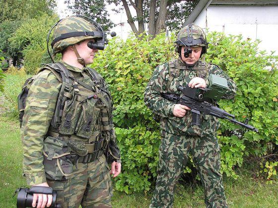 Солдат — боевые системы
