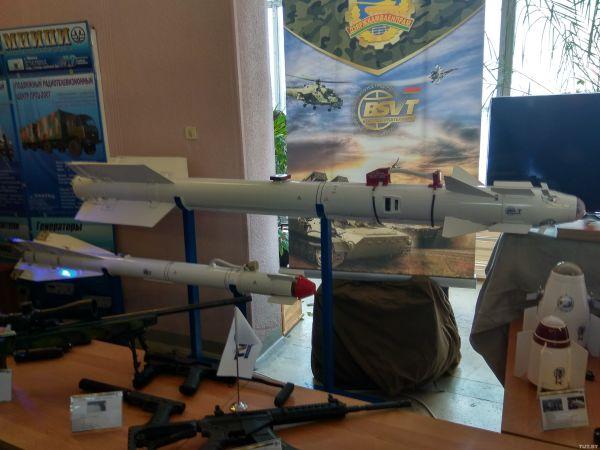 Белорусские ракеты Р-60БМ и Р-73БМ