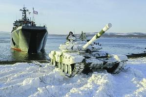 Береговые войска Северного флота