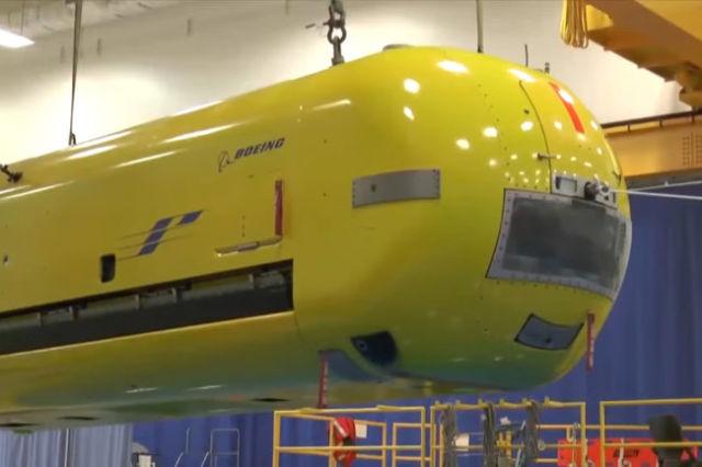 Беспилотную подлодку Orca разработают на базе автономного необитаемого аппарата Echo Voyager.