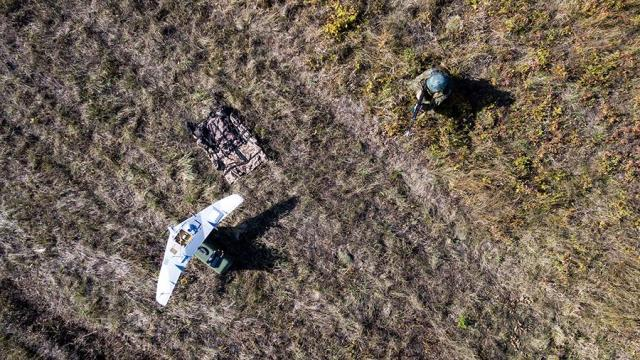 Беспилотный летательный аппарат «Тахион»