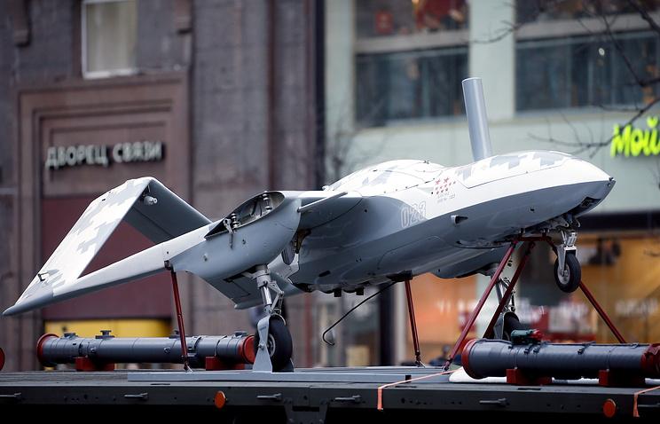 """Беспилотный летательный аппарат """"Корсар""""."""