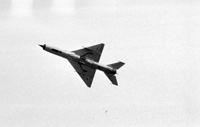 Беспилотный самолет Ту-143
