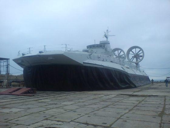 Малый десантный корабль проекта 958 «Бизон»