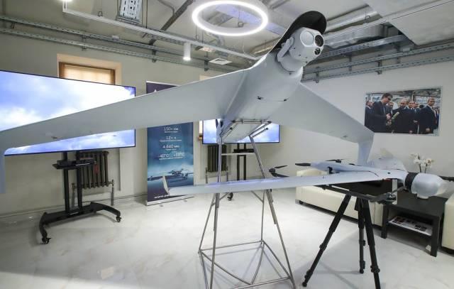 БЛА самолетного типа и безаэродромного базирования ZALA 421-16E5G