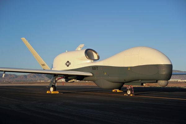 БЛА MQ-4C Triton
