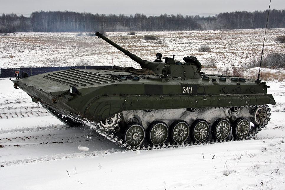 БМП-1.