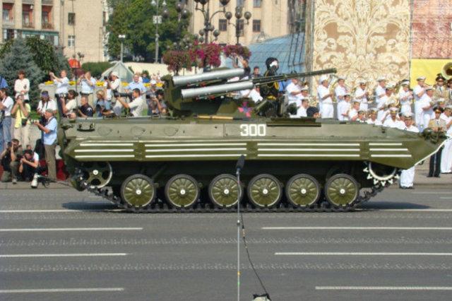 БМП-1У.