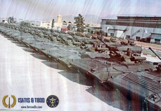 Модернизированные БМП-2М