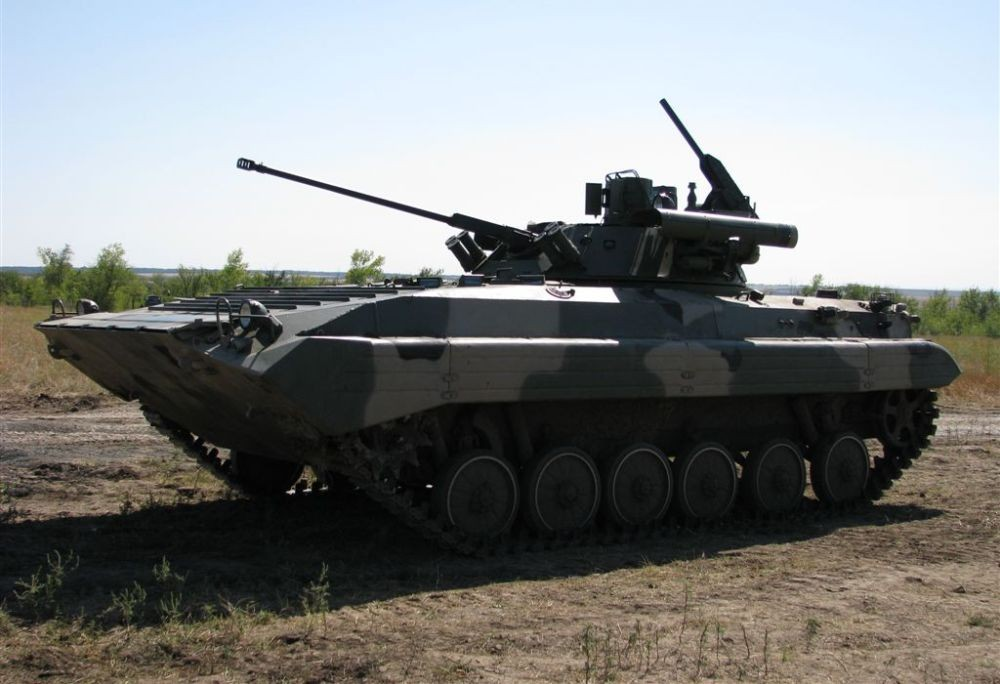 "БМП-2М ""Бережок""."