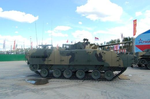 БМП-3.