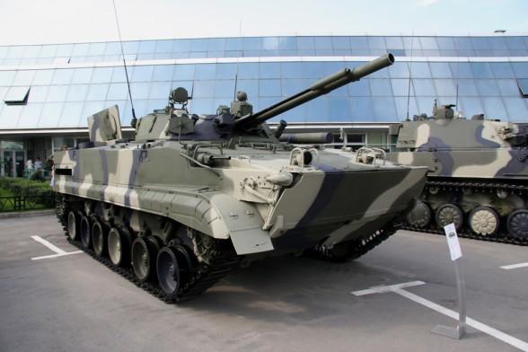 БМП-3Ф.
