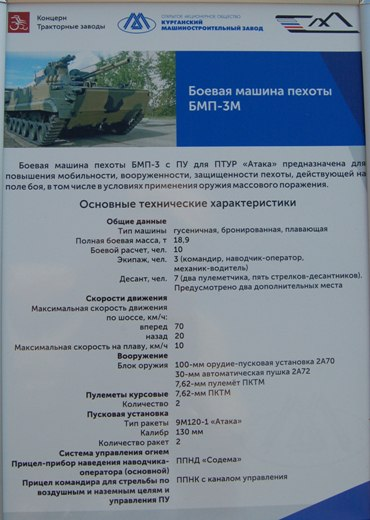 БМП-3М.