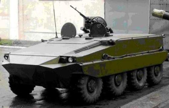 БМП-К-64
