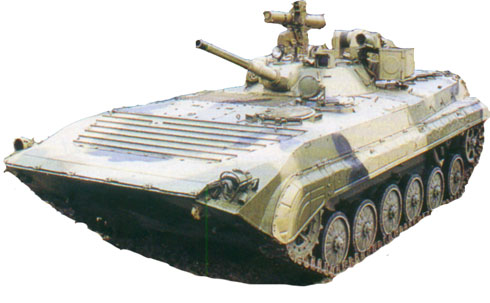 Боевая машина пехоты БМП-1ПГ