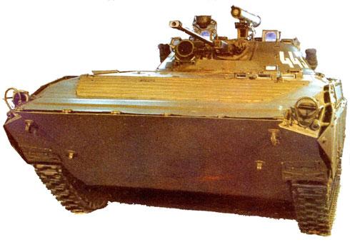 Боевая машина пехоты БМП-2Д
