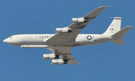 Самолет E-8C JSTARS