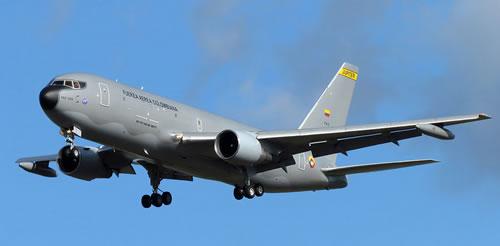 Самолет-заправщик B767-200MRTT