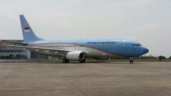 Самолет Boeing Business Jets BBJ2
