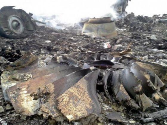 Крушение малазийского Boeing