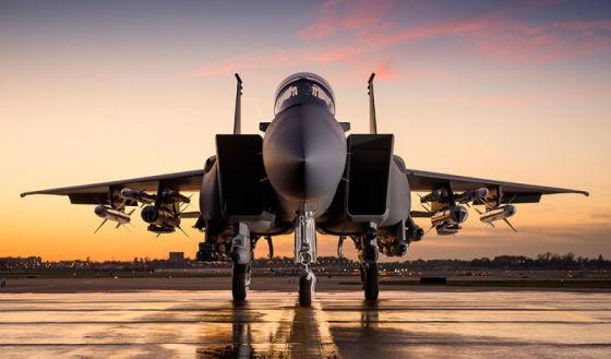 Истребитель F-15SA
