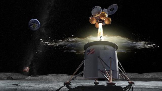 Human Lander System