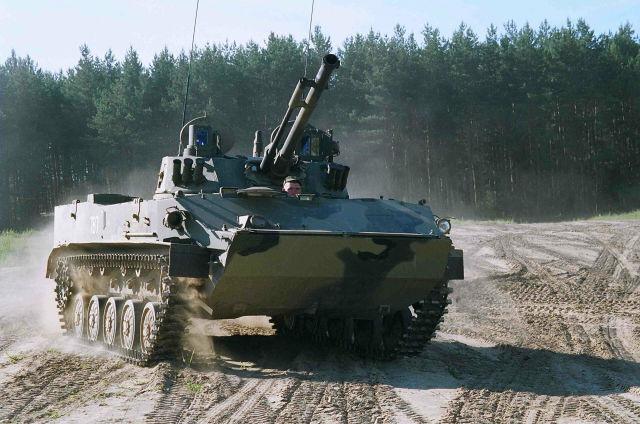 Боевая машина десанта — 4 модернизированная (БМД-4М)