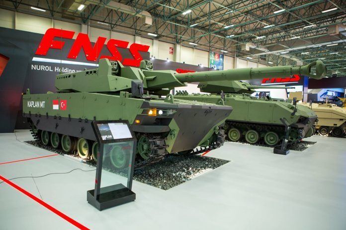 Компания FNSS поставила ВС Турции партию самоходных ПТРК