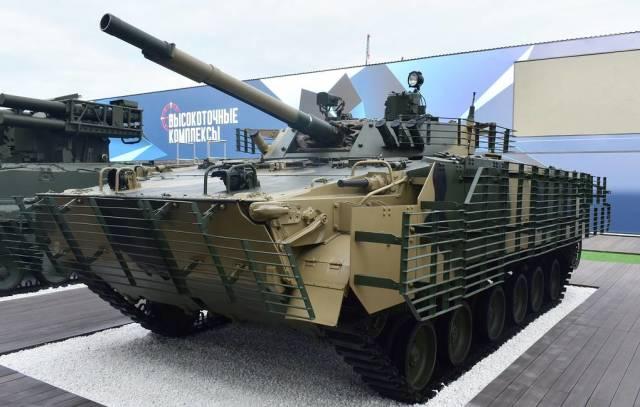 Боевая машина пехоты БМП-3М
