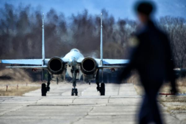 Боевая авиация России