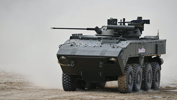 "Боевая машина пехоты К-17 ""Бумеранг"""