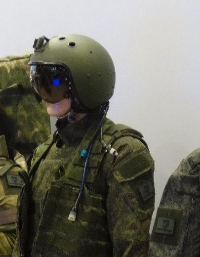 Боевой комплект вертолетчика