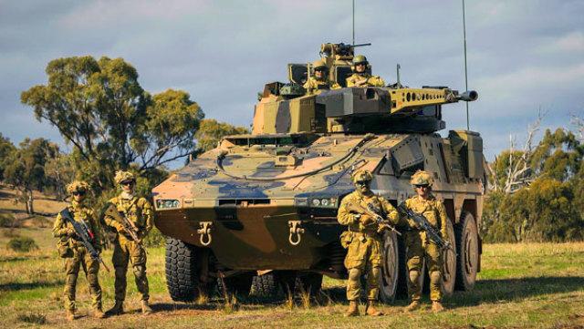 «Боевым крещением» для австралийской армии стала позорно проигранная битва