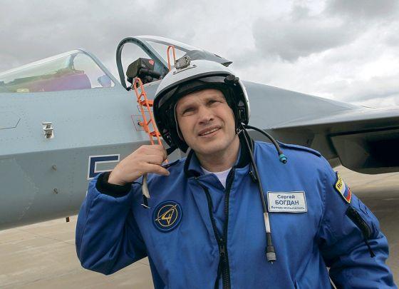 Сергей Богдан