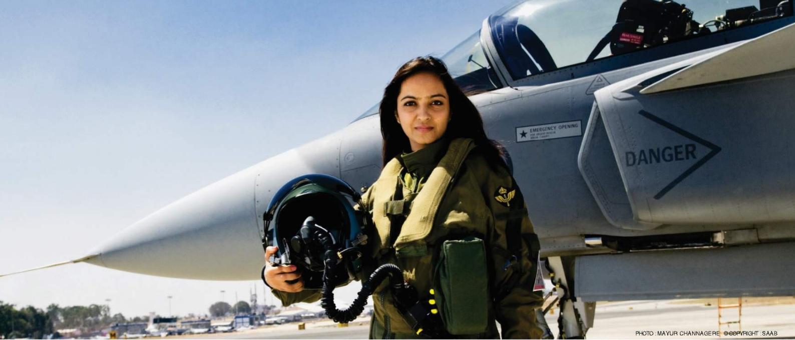 """""""Болливудская"""" реклама истребителя Saab JAS-39E/F Gripen NG в Индии."""