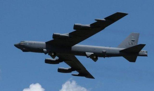 Бомбардировщик B-52H